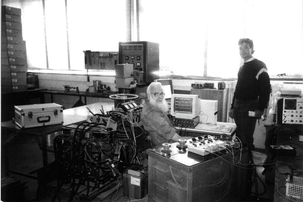Walter und Philipp Gradl